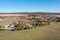 Luftbildaufnahme Siptenfelde im Harz