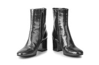 Black woman shoes