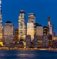 New York city Lower Manhattan