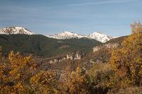 Ordesa and Monte Perdido National Park. Pyrenees. Huesca. Aragon. Spain.