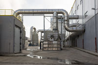 Waste-to-energy plant