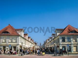Potsdam, Stadtzentrum