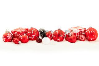 Weihnachten Rahmen Hintergrund Banner