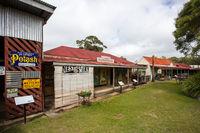 Herberton Historic Village Scene