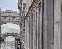 Sighs Bridge, Venice, Italy