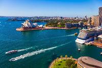 Magnificent Sydney Harbor