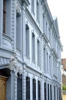 Basel, Blaues Haus und Weisses Haus