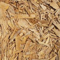 Textur von Holzspänen