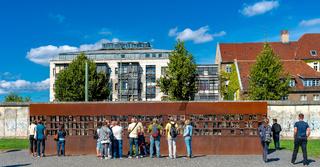 Mauer Gedenkstätte Berlin