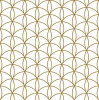 .Seamless geometric pattern in style japanese ornament Kumiko