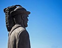 Weinbauer Figur Lanzarote