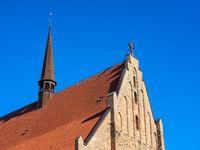 Kloster zum Heiligen Kreuz in Rostock, Deutschland