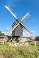 Schrotmühle in Altensien
