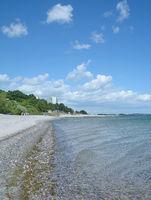 Strand von Sierksdorf,Ostsee,Schleswig-Holstein,Deutschland