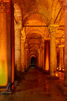 The Basilica Cistern - Yerebatan Sarnici