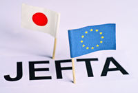 Handelsabkommen EU - Japan JEFTA