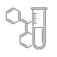 Simple Chemistry Icon