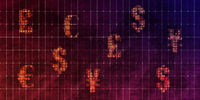 Currency Trading Grunge Wallpaper