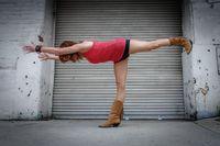 Urban Yoga: Outdoor Yoga in the City