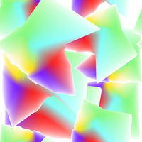 Abstract SeamlessColorful Pattern. Blurred Background