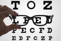 glasses vision test