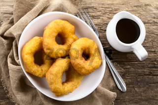 Chilean Picarones Fried Pastries