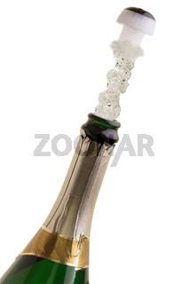Open up a bottle sparkling wine or champagne to celebrate something