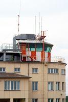 Kontrollturm Fluglotsen