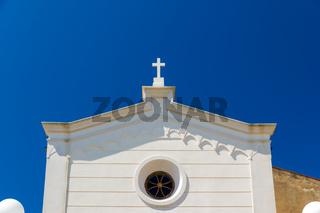 San Gaetano is a Church in Capoliveri, Elba island