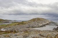 Auf der Halbinsel Otteroya