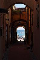 Varigotti - Ligurien - Italien