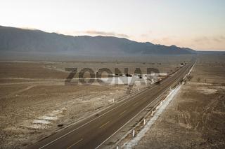 Nazca landscapes