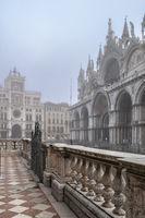 San Marcos Piazza, Venice, Italy