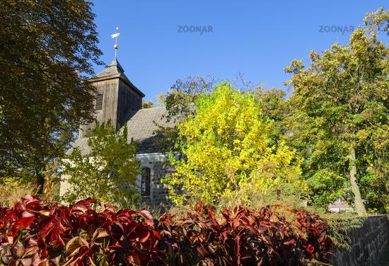 Dorfkirche Chorin, Brandenburg, Deutschland