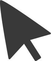 Mouse Curser Arrow Vector