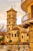 Street in Larnaca
