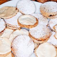 Homemade Nut Cookies