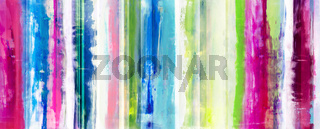 streifen farben grunge bunt banner
