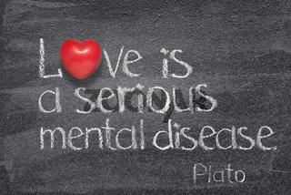 love disease Plato