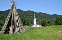 Kirche, Sankt Leonhard, Neuhaus