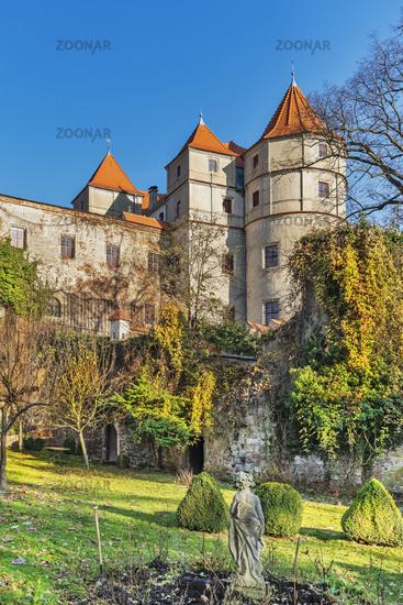 Schloss Scharfenberg, Sachsen | Castle Scharfenberg, Saxony