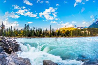 Travel to Jasper Park, Canada