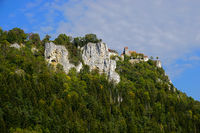 Naturpark Obere Donau bei Beruon-Hausen, Schloss Werenwag
