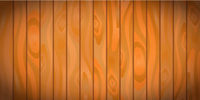 Bright realistic wooden boards with texture