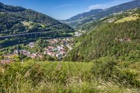 Cultural landscape in South Tyrol