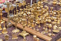 Bronze and Brass