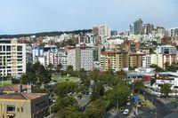 Moderner neuer Wohnbezirk in Quito