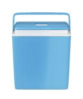 Blue cooling box