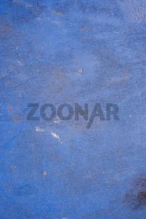 Blue scratch cement textured wall background