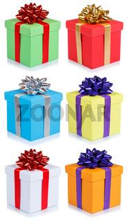 Geschenke Geburtstag Weihnachten Sammlung Hochformat Weihnachtsgeschenke Geburtstagsgeschenke Schachteln schenken